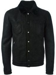 куртка с контрастным воротником Drome