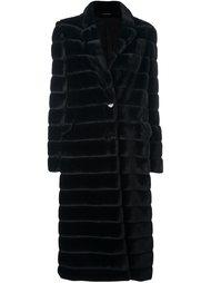 пальто длины миди с высоким воротом Tagliatore