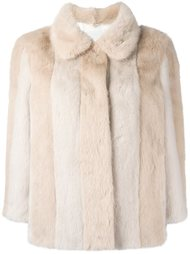 меховая куртка Simonetta Ravizza