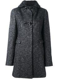 пальто с капюшоном Fay