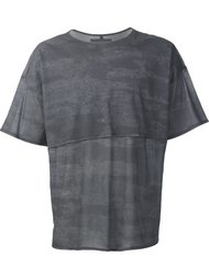 layered T-shirt  Siki Im