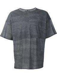 layered T-shirt  Siki Im