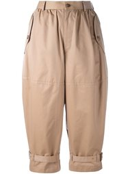 укороченные брюки  Comme Des Garçons Comme Des Garçons