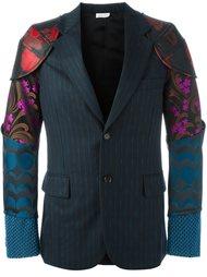 лоскутный пиджак Comme Des Garçons Homme Plus