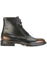 ботинки в стиле милитари Doucal's