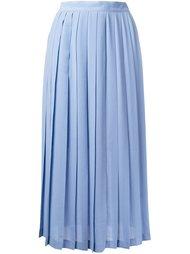 плиссированная юбка миди Cityshop