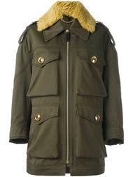 куртка с большими карманами Burberry Runway