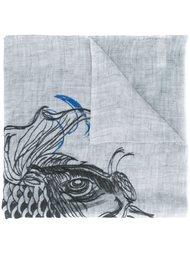 koi fish print scarf The Mercer N.Y.