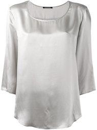 silk blouse  Luisa Cerano