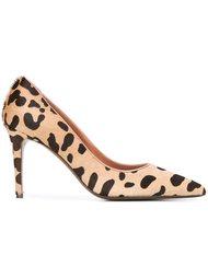 туфли-лодочки с анималистическим принтом L'Autre Chose
