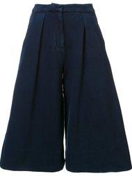 расклешенные шорты Ag Jeans