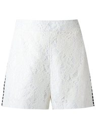 lace shorts Martha Medeiros