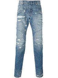 зауженные джинсы  Pierre Balmain