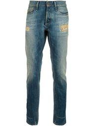 джинсы кроя слим  Denham