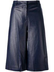 расклешенные шорты с высокой талией Diane Von Furstenberg