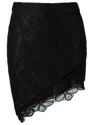 lace skirt Martha Medeiros