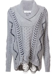 stitch detail jumper  Gabriela Hearst
