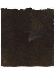 шарф с необработанными краями Avant Toi