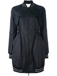 пальто спортивного стиля с присборенной талией I'M Isola Marras