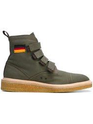 ботинки 'Sacramento'  Weber Hodel Feder