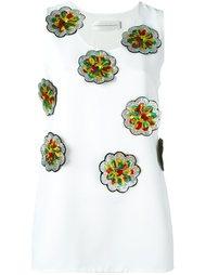 декорированная блузка Victoria Victoria Beckham