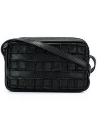 сумка с фактурной поверхностью Tomasini
