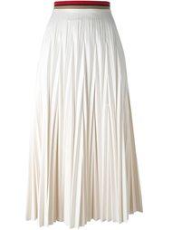 плиссированная юбка  Aviù
