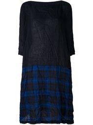 платье с заниженной талией Daniela Gregis
