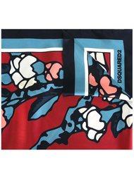 шарф 'Blossom'  Dsquared2
