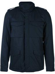 пальто в стиле милитари Aspesi