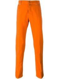 прямые джинсы Kiton
