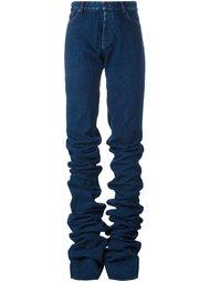 расклешенные джинсы  Y / Project