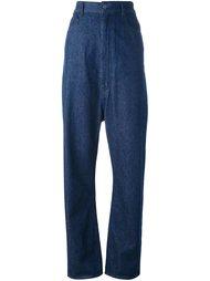 джинсы с завышенной посадкой  Mm6 Maison Margiela