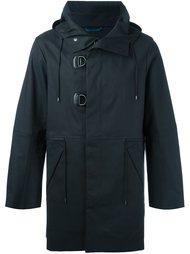 пальто с застежкой на крючки Oamc