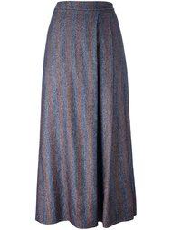 длинная прямая юбка Cristiano Burani