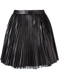 плиссированная мини-юбка Cristiano Burani