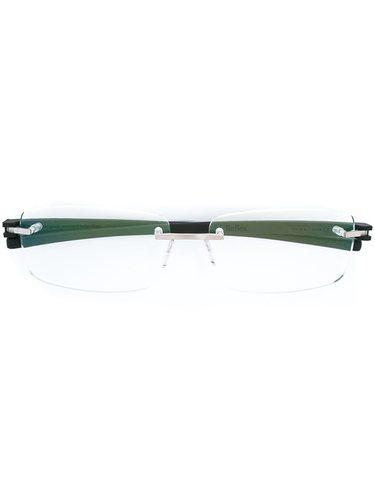 очки прямоугольной формы  Tag Heuer