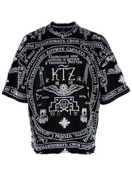 футболка 'Church Printed' KTZ