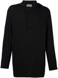свитер на пуговицах  Yohji Yamamoto