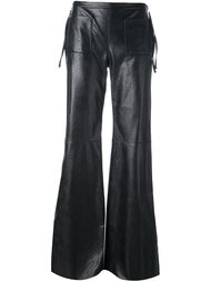 flared trousers Mm6 Maison Margiela