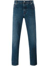 прямые джинсы Borrelli