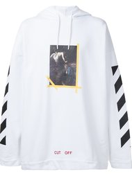 'Annunciazione' hoodie Off-White