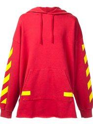'Arrow's hoodie Off-White
