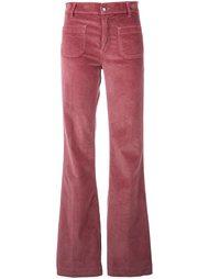 расклешенные вельветовые брюки  The Seafarer