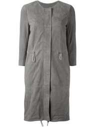 пальто на пуговицах Eleventy