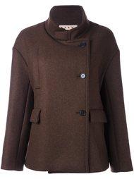 куртка с воротником-стойкой Marni