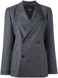 double breasted blazer A.P.C.