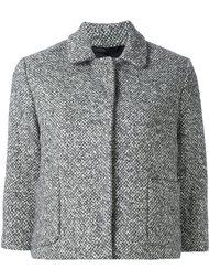 укороченная куртка на пуговицах Eleventy