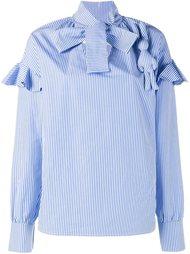 ruffle detail blouse A.W.A.K.E