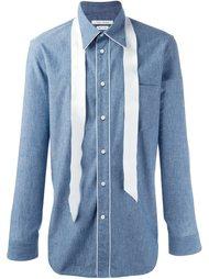 рубашка с аппликацией Marc Jacobs